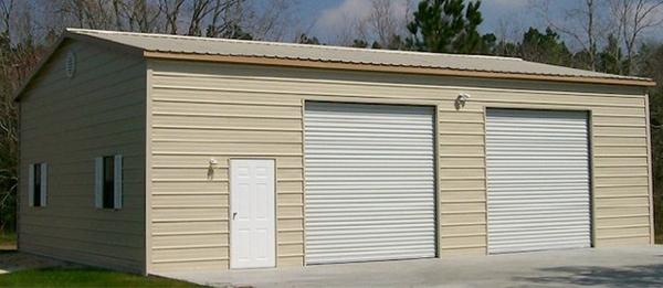 Garages Sheds Jacksonville Fl metal building construction | jacksonville, fl - space age structures